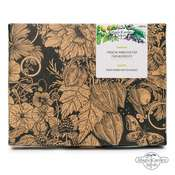 with 6 aromatic herb varieties for seasoning seafood