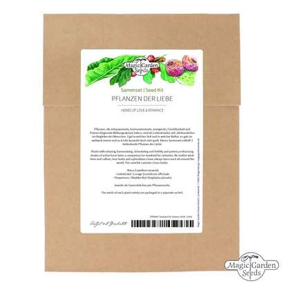 Herbs Of Love &  Romance - Seed kit
