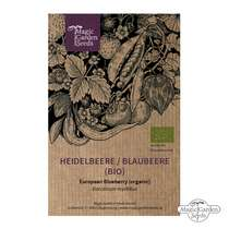 Mirtillo nero (Vaccinium myrtillus) biologico #1
